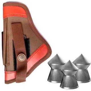 Jain Gift Gallery Gun Cover With 500 Bullets