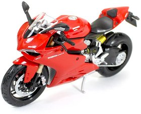 Jain Gift Gallery 1199 Panigale 112 by Maisto Diecast Scale Model Bike