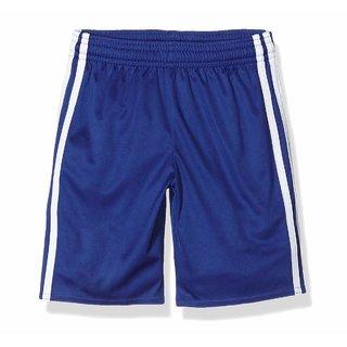 Uniq sports shorts for girls (Blue with White)