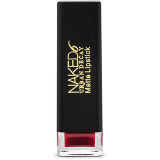 Naked6  Matte Lipstick Color Red-Red Blush