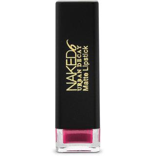 Naked6   Matte Lipstick Color Pink-Intense Pink