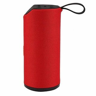BLUETOOTH WIRELESS PORTABLE LOUD BLUETOOTH V3.0 SPEAKER SOUND SYSTEM TF CARD MUSIC OUTDOOR CYCLING RED LOUD CLEAR SOUND