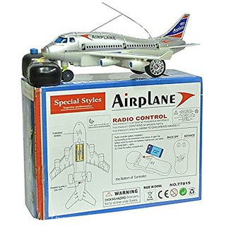 Remote Aeroplane 2 Channel Radio Control Running Plane