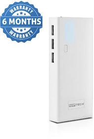 Raptech 7800 mAH Power Bank (WHITE)