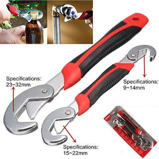 Fashno Snap N Grip Multi Purpose Wrench