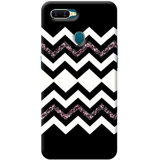 FABTODAY Back Cover for Oppo A7 - Design ID - 0673