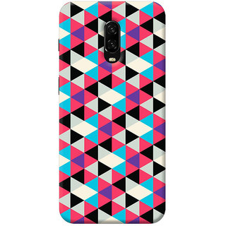 FABTODAY Back Cover for OnePlus 6T - Design ID - 0089