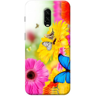 FABTODAY Back Cover for OnePlus 6T - Design ID - 0111
