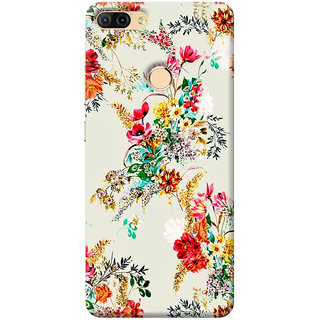 FABTODAY Back Cover for Infinix Hot 6 Pro - Design ID - 0242