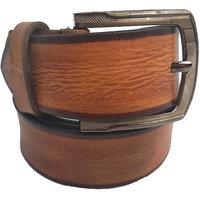 Forever99 men Formal Casual genuine leather belt for men pin Adjustable Buckle belts for mens casual stylish width 38mm