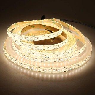 5 Meter Warm White LED Strip Light 2835 12V SMD 60LEDs Flexible Ribbon Lamp Waterproof IP65