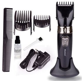 Kemei High quality electric hair clipper rechargeable professional hair clipper waterproof KM-8832