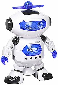 Jojoss Dancing Robot with Sound and 360 Spin Stunts
