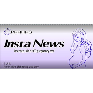 Instanews One Step Urine HCG Pregnancy Test Device