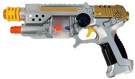 Jojoss Infrared Beam Laser Sound Gun with LED Light for Kids