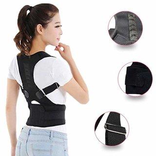 HD MART Real Doctors Plus Posture Back Support Brace Belt