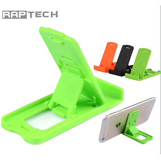 Raptech Small Adjustable Mobile Stands (Multicolor)