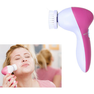 SPERO 5-In-1 Facial Massager For Smoothing Body Face Beauty Care And Eelectric Facial Massager