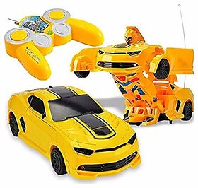 Jojoss Autobots Bumblebee Clans  Toys with Remote Control Multi-color for Kid 3+