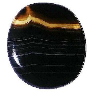 Natural Black Sulemani Hakik 7.25 ratti Natural 100 Original Jaipur Gemstone