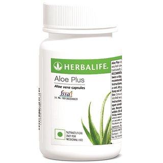 Herbal life Aloe Plus 60 Capsules  !