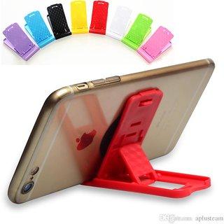Mini Adjustable Plastic Mobile Phone Stand Holder