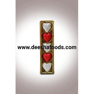 Hotty Heart 5 Chocolates