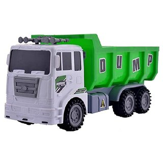 OH BABY Smiles Creation Musical Truck Toys for Kids SE-ET-607