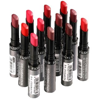 Fashion Colour Non Transfer Pure Matte Lipstick Pick Any 1 From The House Of Mahak-Collection46