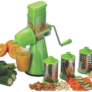National Fruit Vegetable Juicer (Kitchen King) 4 in 1