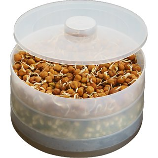 National Sprout Maker- Medium ( 3 Containers)