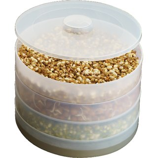 National Sprout Maker- Big ( 4 Containers)