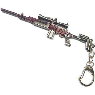 PUBG Gun Keychains