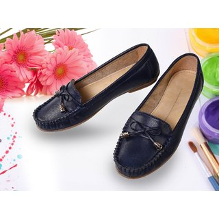 Catbird Women Blue Loafer