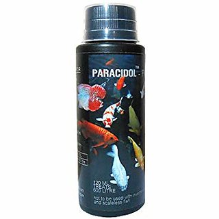 Aquatic Remedies Paracidol Freshwater Aquarium Medicine, 120 ml