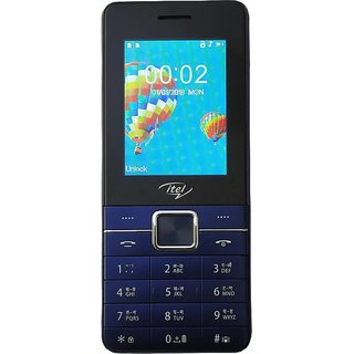 Buy iTel it5616 Dual Sim Big Battery Mobile With FM, Torch