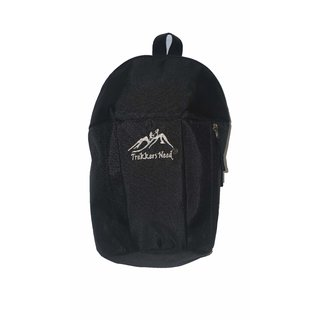 Trekkers Need Small 10Ltr Hiking Bag Jet Black