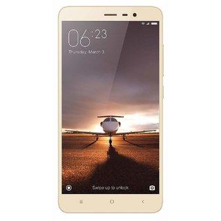 Redmi Note 3 (Gold, 32GB)(Refurbished)(1 Year Warranty Bazaar Warranty)