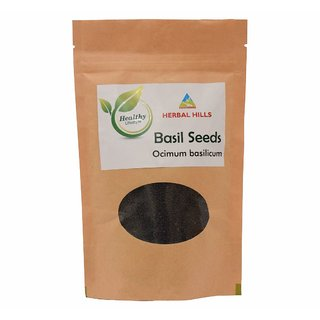 Herbal Hills Basil seeds - 200gms