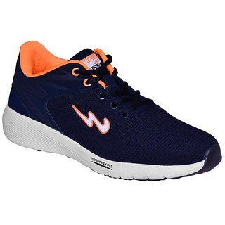 CAMPUS NAVY COLOR RUNNING / LIFESTYLE SPORTS SHOES FOR MEN