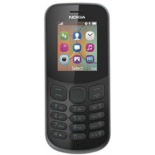 Nokia 103 Dual Sim 4 MB RAM Phone With 1020 mAh Battery Camera And FM