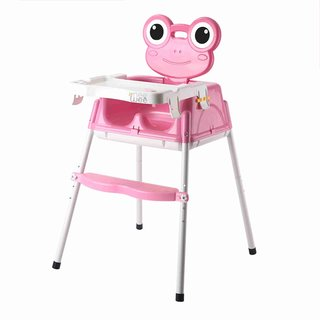 Nee & Wee Multipurpose 4-in-1 Frog Toy Baby High Chair