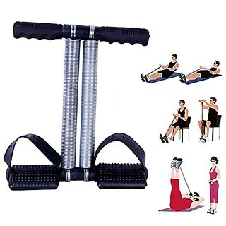 Double Spring Tummy Waist Trimmer-Ab Exerciser, Body Toner, Fat Buster, Multipurpose Fitness Equipment