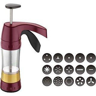 Konvex Magic kitchen press with 21 attachments