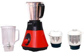 BEST QUALITY 500 Watt 4 Jar Mixer Grinder ((REDBACK)
