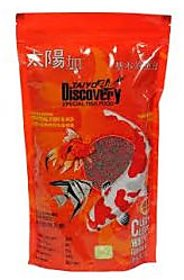 Aquarium TAIYO PLUSS DISCOVERY Special Fish Food 500g - (s) Refill Pack COLOURFUL AQUARIUM