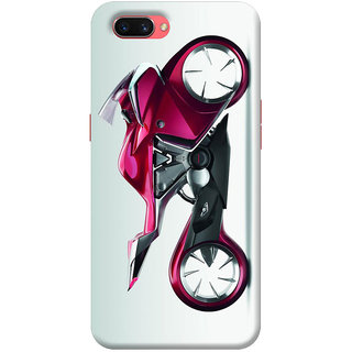 FABTODAY Back Cover for Oppo A3s - Design ID - 0887