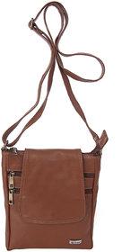 GUGALINDIA Genuine Leather Sling Bag