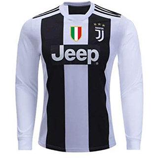 brand new 0ed07 7327d Uniq kids football jersey jeep (White) Full Sleeves Top