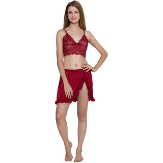 Kismat Fashion Sexy & Stylish Babydoll Nighty
